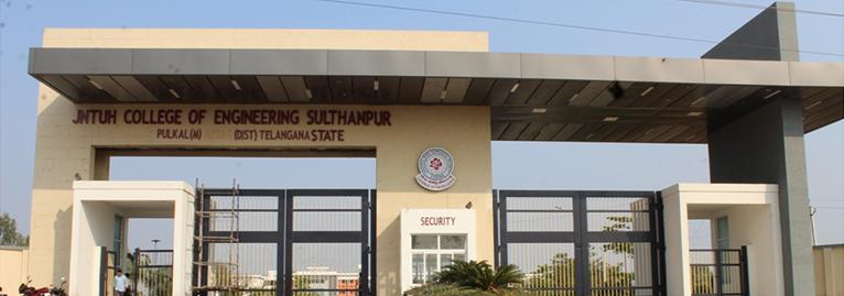 JNTUH College of Engineering Sultanpur